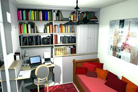 bureau bibliothèque intégré bureau bibliothaque design meuble bureau bibliotheque design