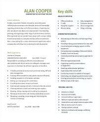 Legal Administrative Assistant Resume Sample Executive Templates Free Cv Samples Pdf