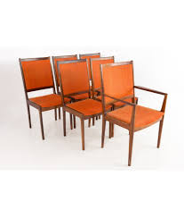 Kofod Larsen Mid Century Rosewood Highback Dining Chairs - Set Of 6 French Highback Ding Chairs Beautifully Designed Louis Xv High Back Ding Chairs Beech Wood Late 19th Century Sku 9622 Whtear Reproduction Fniture Arden Chair Skyline John Lewis Partners Tropez Set Of Six Mid Modern Walnut Dramatic 5 Kamron Tufted Upholstered Faye Grey Faux Leather Pair With Chrome Legs Lssbought Fabric 2 Gray