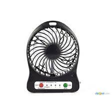 mini ventilateur de poche refroidisseur rechargeable usb noir