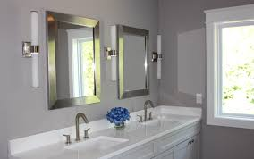 White Bathroom Wall Cabinet Without Mirror by Lighting Your Master Bath Ann Arbor Builders