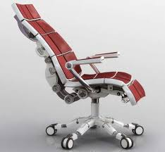 The Ultimate Self Adjusting fice Chair
