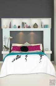 Headboard Designs For King Size Beds by Best 25 Storage Headboard Ideas On Pinterest Behind Sofa Table