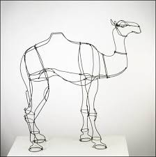 Wire Camel By Michael