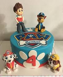 fondant figures cake decoration paw patrol price valid for 1 figure each