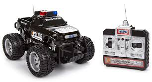 100 Ford Police Truck Amazoncom World Tech Toys F150 Electric RTR RC