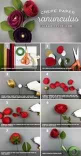 Paper Flower Making Materials