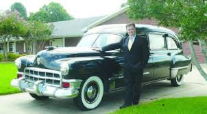 Local funeral home restores Hearse links to a rich past