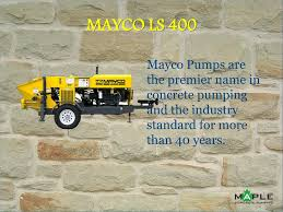 100 Goodsell Truck Accessories PPT Concrete Trailer Pump A Great Option For Pumping