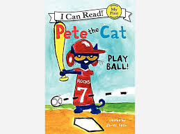 pete the cat books pete the cat play my i can read by dean book