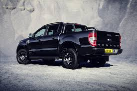 Exclusive New Ford Ranger Black Edition Pickup To Make Debut At ...