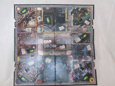 HARRY POTTER Board Game 2011 CLUE ONLY Replacement Parts