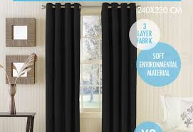 Blackout Curtain Liner Eyelet by Curtains Amazing Blockout Eyelet Curtains Hotel Grey Venice