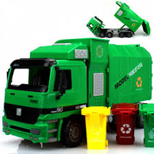 100 Rubbish Truck Senarai Harga Children039s Side Loading Garbage Can Be Lifted