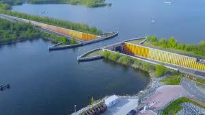 100 Magdeburg Water Bridge Wondrous Veluwemeer Aqueduct Holland