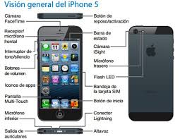 manual de usuario para iPhone 5 en espa±ol y en formato PDF