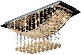 lightsjoy kronleuchter kristall modern led deckenle deckenleuchte hängend lüster pendelleuchte glas kristall le decke leuchte k9 kristallkugeln