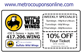 Buffalo Wild Wings Discount Coupon | Print Coupon King Buffalo Wild Wings Survey Recieve Code For Free Stuff Coupon Code Sweatblock Is Buffalo Wild Wings Open On Can You Use Lowes Coupons At Home Depot Gnc Discount How Much Are The Bath And Body Tuesday Specials New Deals Best Healthpicks Coupon Silvertip Tree Farm Coupons 1 Promo Codes Updates Prices September 2018 Sale Over Promo Motel 6 Colorado Springs National Chicken Wing Day 2019 Get Free Lasagna Freebies Discounts Game Food Find 12 Cafe Zupas Codes October