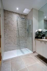 Beige Bathroom Tile Ideas by Wonderful Best 25 Brown Tile Bathrooms Ideas On Pinterest Kitchen