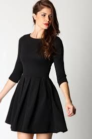 long sleeve black lace dress ym dress 2017