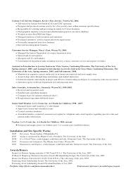 Resume Examples For Jewelry Sales The Best Format Sample Associate Store