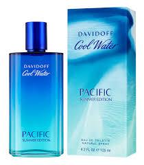 davidoff cool water mens eau de toilette cool water pacific summer edition for davidoff cologne a new
