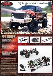 100 Rc 4wd Truck RC4WD Terrain RTR Kit WCrusher Body Set RC4WD Forums