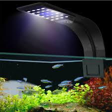 aliexpress buy 5w 10w 15w aquarium light clip on led