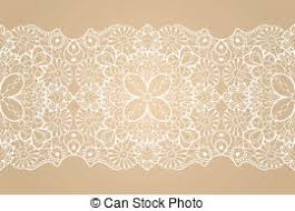 Lace Clipart And Stock Illustrations 124572 Vector EPS