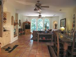 Saltillo Tile Sealer Exterior by Exterior Design Traditional Dining Room Design With Classic