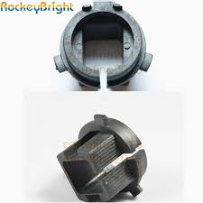 rockeybright h7 hid xenon l base bulb holders base retainer