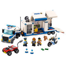 100 Lego Police Truck LEGO City Mobile Command Center Building Construction Toy