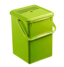 komposteimer mit aktivkohlefilter bio 9 l jetzt