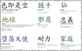 Index Of Wp Content Gallery Category Kanji Words Tattoos