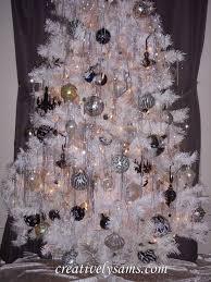 Christmas Tree Shop Paramus N J by White Iridescent Christmas Tree Christmas Lights Decoration