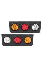 Forti USA | 63 LEDs Car Truck Trailer Tail Lights Black Color ... 2pcs Ailertruck 19 Led Tail Lamp 12v Ultra Bright Truck Hot New 24v 20 Led Rear Stop Indicator Reverse Lights Forti Usa 44 Leds Ute Boat Trailer Van 2x Rear Tail Lights Lamp Truck Trailer Camper Horsebox Caravan 671972 Chevy Gmc Youtube Custom Factory At Caridcom Buy Renault Led Tail Light And Get Free Shipping On Aliexpresscom 351953 Chevygmc Trucks Anzo Toyota Pickup 8995 Redclear 1944 Chevrolet Pickup Truck Customized Lights Flickr Pictures For Big Decor