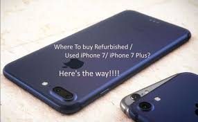 Buy Refurbished iPhone 7 iPhone 7 Plus iPhone 8 iPhone 8 Plus 2018