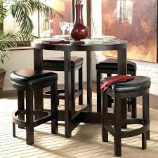 Cheap Pub Style Dining Sets Popular 5 Gallery The Stylish Along With