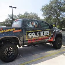99.5 KISS Rocks San Antonio - Home | Facebook An Aanfusion Food Truck Banned For Offensive Name San Chris Madrids Will Reopen With Food Truck After October Fire Flavor Driver In Custody 9 Suspected Migrants Are Found Dead Show And A Bowl Game Seeking Authenticity On Antonios Best Video Room Perfect Our Amazing Mobile Slackers Opening Third Antonio Location St Marys Strip Singhs Vietnamese Trucks Roaming Hunger First Park Boardwalk Bulverde To Close Kung Fu Tea Home Facebook Wandering The Sheppard 365 Days Of Tacos De Gero Expressnews