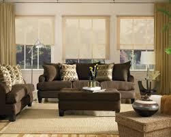 living room decorating ideas chocolate couch interior design