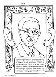 Black History Month Coloring Pages Getcoloringpages Within
