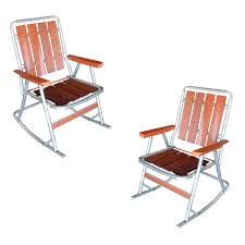 Aluminium Rocking Chair By Luxury Cast Aluminum Patio Furniture ... Vintage Alinum Folding Redwood Wood Slat Lawn Chair Patio Deck Webbed Lawnpatio Beach Yellowwhite Table Tables Stainless Steel Ding Garden 2 Vintage Matching Alinum Webbed Sunbeam Lawn Arm Beach Chair Pair All Folding Mod Orange Patio Pair Of Chairs By Telescope Fniture Company For Sale At 1stdibs Retro Alinum Patio Fniture Ujecdentcom And Mid Century Vtg Blue Canvas Director How To Tell If Metal Decor Is Worth Refishing Diy 3 Outdoor Macrame A Howtos