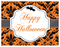 Free Cute Halloween Flyer Templates by Happy Halloween Template Virtren Com