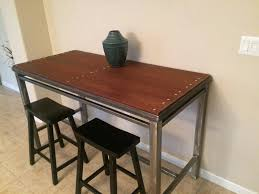 Marvellous Dining Room Tables Bar Height Big For Small ...