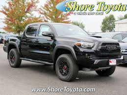 100 Toyota 4 Cylinder Trucks New 2018 Tacoma TRD Pro Double Cab 5 Bed V6 X AT For Sale