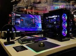 Facebook | Gaming & PC Set Ups In 2019 | Computer Desk Setup ...