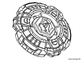 Coloriage Beyblade 1 JeColoriecom