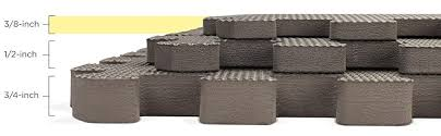 we sell mats 48 sq ft charcoal gray 2 x 2 x 3 8