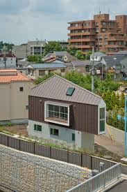 104 River Side House Tiny Side Home In Japan Is A Miniature Architectural Marvel