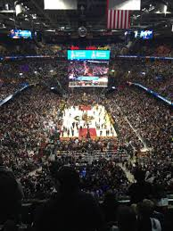 Quicken Loans Arena, Section 200, Home Of Cleveland Cavaliers ...